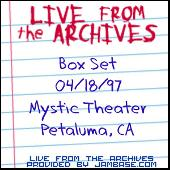 04-18-97 - Mystic Theater - Petaluma, CA by Box Set