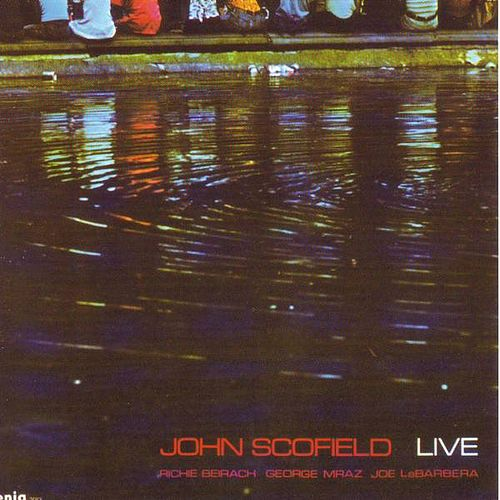 Play & Download Live by John Scofield | Napster