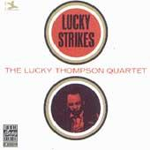 Play & Download Lucky Strikes by Lucky Thompson | Napster