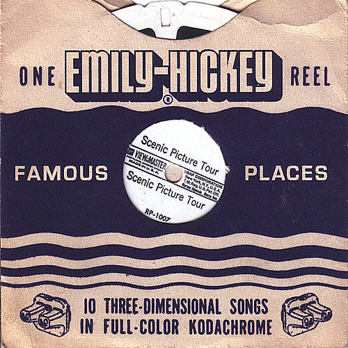 Play & Download Famous Places by Emily Hickey | Napster