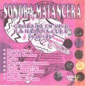 Sonora Matancera, Vol. 4 (Grabendo en Vivo La Habana Cuba 1949-1958) by La Sonora Matancera