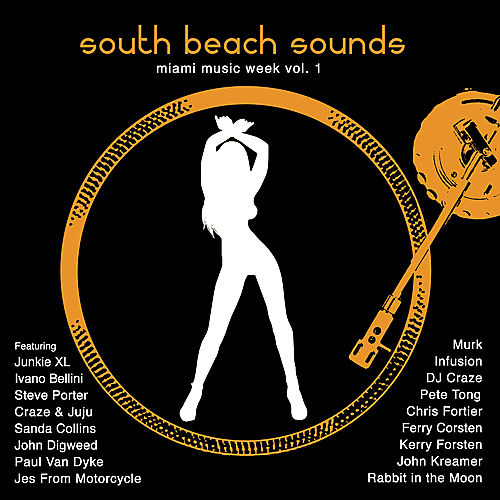 Play & Download South Beach Sounds by Various Artists | Napster
