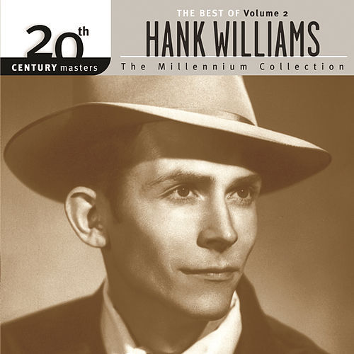 Play & Download The Best Of Hank Williams 20th Century Masters The Millennium Collection Volume 2 by Hank Williams | Napster