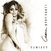 Body Party - Remixes by Ciara