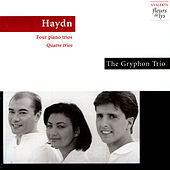 Four piano trios by The Gryphon Trio