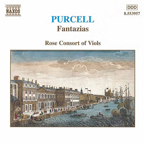 Play & Download Fantazias by Henry Purcell | Napster