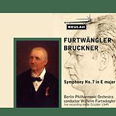 Play & Download Bruckner: Symphony No. 7 in E Major by Berlin Philharmonic Orchestra | Napster