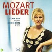 Mozart Lieder by Bente Vist