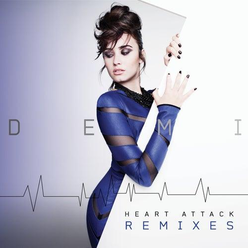 Heart Attack Remixes by Demi Lovato