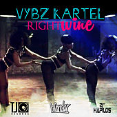 Play & Download Right Wine - Single by VYBZ Kartel | Napster