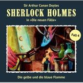 Die neuen Fälle - Fall 04: Die gelbe und die blaue Flamme von Sherlock Holmes