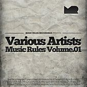 Play & Download Music Rules Volume.01 - Single by Various Artists | Napster
