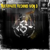 Ultimate Techno Vol 3 - EP by Various Artists