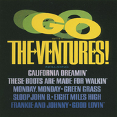 Play & Download Go With The Ventures! by The Ventures | Napster