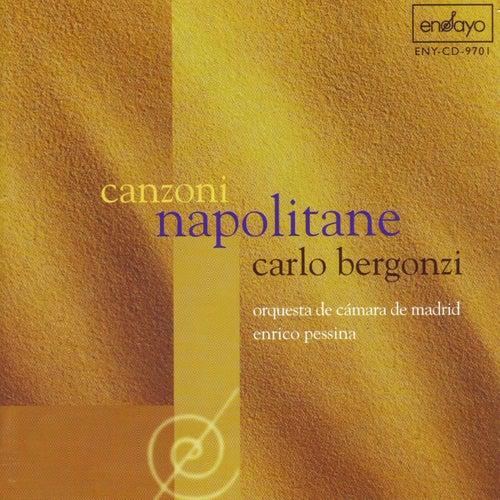 Canzoni Napolitane by Carlo Bergonzi