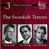 De Svenska Tenorerna -The Swedish tenors (Björling / Gedda / Winbergh) by Various Artists