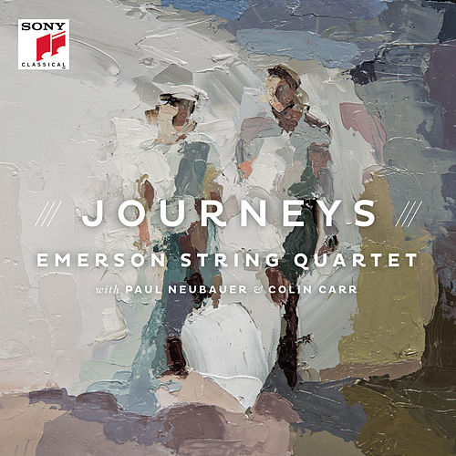 Journeys by Emerson String Quartet