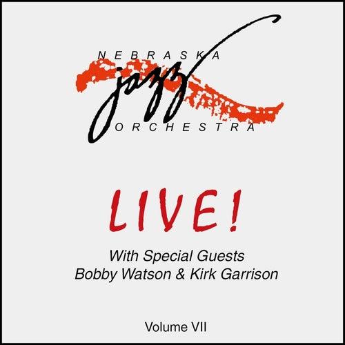 Live! by Nebraska Jazz Orchestra