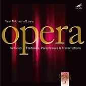 20th Century Opera Transcriptions; Operas By Verdi, Bellini, Puccini, Debussy And More by Various Artists