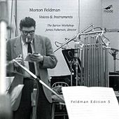Voices & Instruments by Morton Feldman