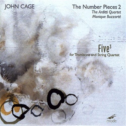 Play & Download Five 3 For Trombone & String Quartet by John Cage | Napster
