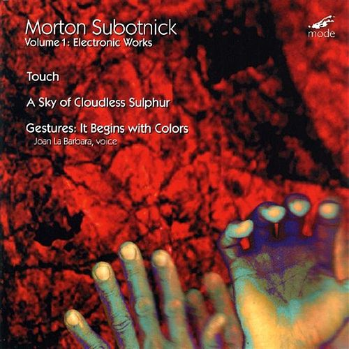 Play & Download Gestures; Touch; Sky Of Cloudless Sulphur by Morton Subotnick | Napster