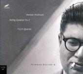 String Quartet No. 2 by Morton Feldman