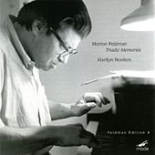Play & Download Triadic Memories by Morton Feldman | Napster