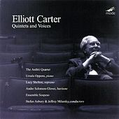 Play & Download First Recordings; Quintet For Piano And Strings; Quintet For Piano And Winds; Syringa by Elliott Carter | Napster