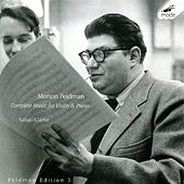 Play & Download Violin & Piano Works (Complete) by Morton Feldman | Napster