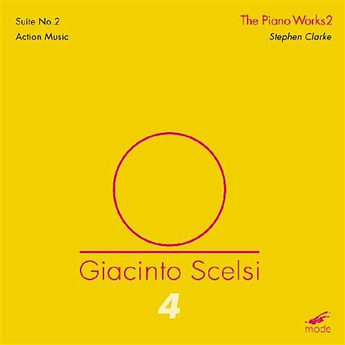 The Piano Works 2 by Giacinto Scelsi