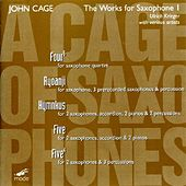 A Cage Of Saxophones by John Cage