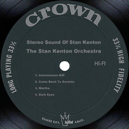 Play & Download Stereo Sound Of Stan Kenton by Stan Kenton | Napster
