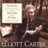 The Minotaur; Piano Sonata; Two Songs by Elliott Carter