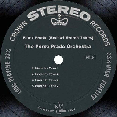 Perez Prado  (Reel #1 Stereo Takes) by Perez Prado