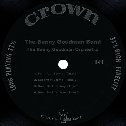 The Benny Goodman Band by Benny Goodman