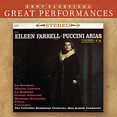 Play & Download Puccini Arias and Others in the Great Tradition [Great Performances] by Eileen Farrell | Napster