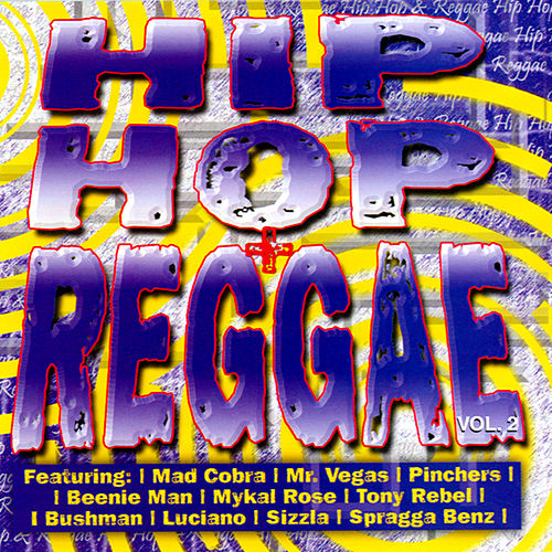 Hip Hop + Reggae Vol. 2 by Various Artists
