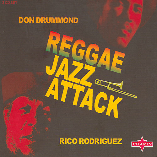Reggae Jazz Attack CD1 by Various Artists