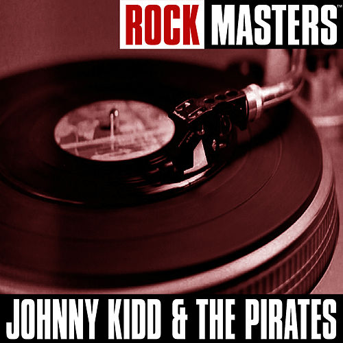 Rock Masters by Johnny Kidd