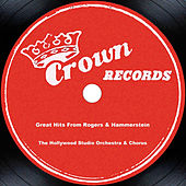 Great Hits From Rogers & Hammerstein by The Hollywood Studio Orchestra & Chorus