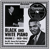 Black And White Piano Vol. 2 (1929-1942) by Various Artists