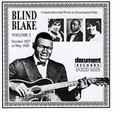 Play & Download Blind Blake Vol. 2 (1927-1928) by Blind Blake | Napster