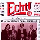 Zive v Palaci Akropolis by Echt!