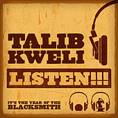 Play & Download Listen!!! by Talib Kweli | Napster