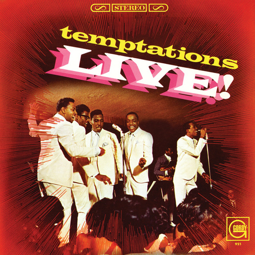 Play & Download Temptations Live! by The Temptations | Napster