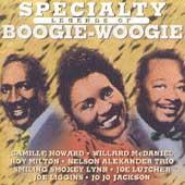 Play & Download Specialty Legends Of Boogie Woogie by Various Artists | Napster