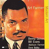 Play & Download Modern Art by Art Farmer | Napster