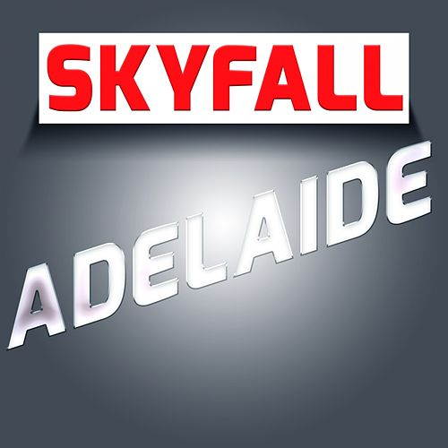 Play & Download Skyfall by adelaide | Napster