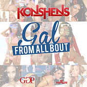Gal from All Bout - Single by Konshens